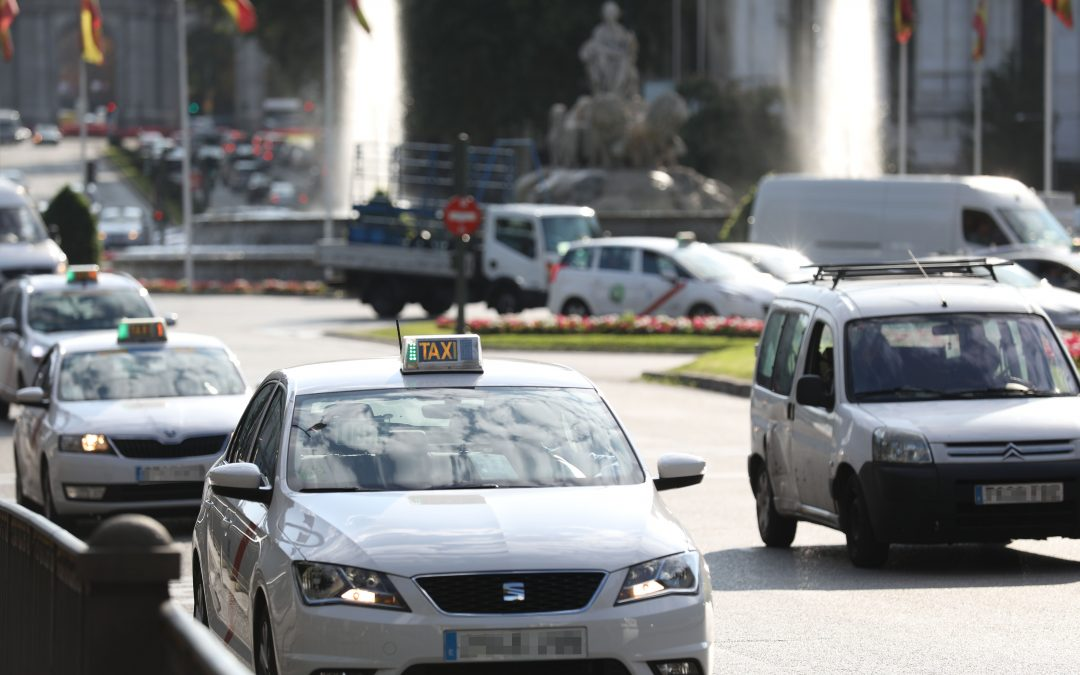 MADRID TENDRÁ TAXI COMPARTIDO EN 2018