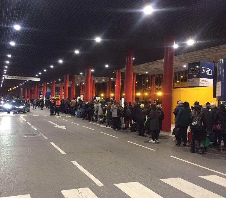 FEDETAXI EXIGE LA DIMISIÓN DE LUIS CUETO ANTE EL CAOS EN FITUR