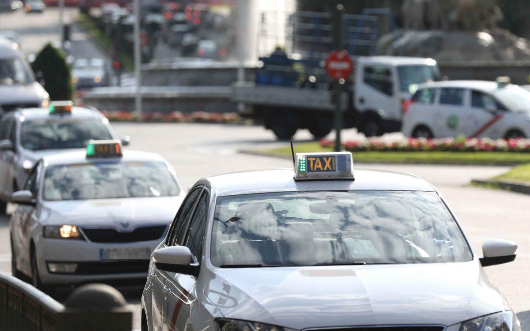 Nueva convocatoria de subvención para taxis ECO y CERO, TAXIFREE 2018