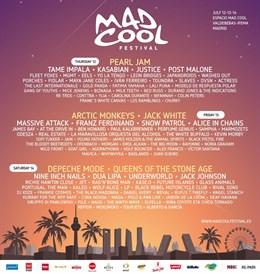 Refuerzos de taxi para el Festival Mad Cool y período estival 2018