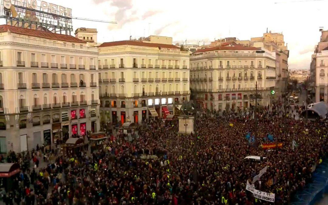 ACTIVIDAD TAXI DE MADRID PARA EL 29 DE ENERO