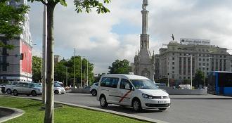 MADRID APRUEBA LA NUEVA ORDENANZA DEL TAXI. YA SOLO QUEDA SU APROBACIÓN EN PLENO PARA QUE ENTRE EN VIGOR
