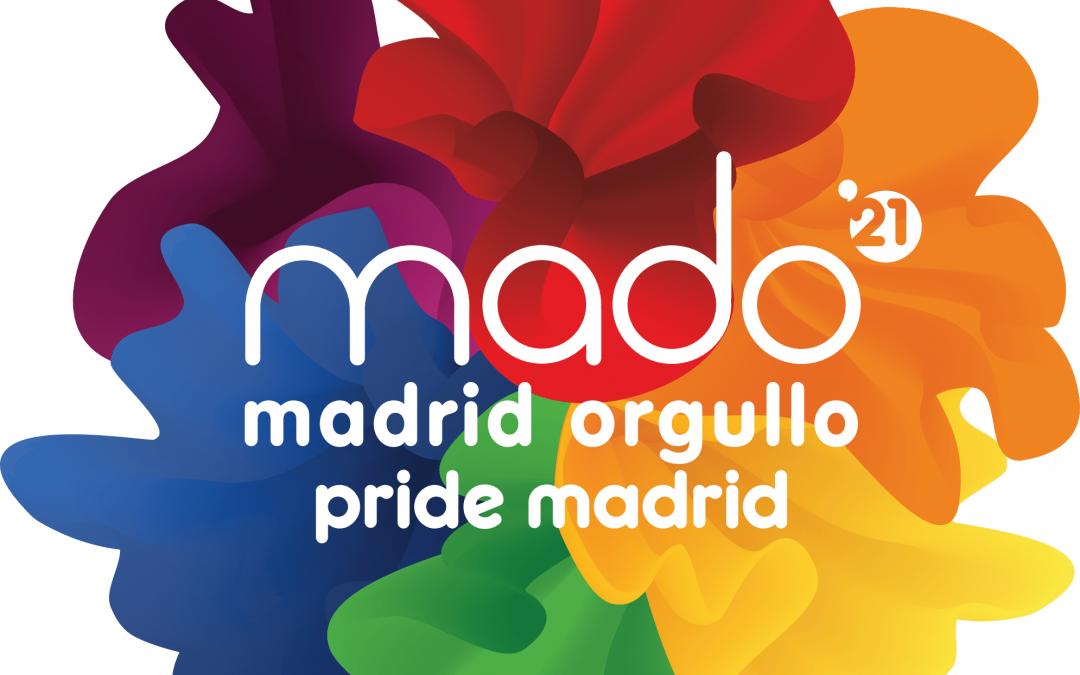 ARRANCA EL MADO 2021. GREMIAL, PATROCINADOR OFICIAL, TE LLEVA CON ORGULLO